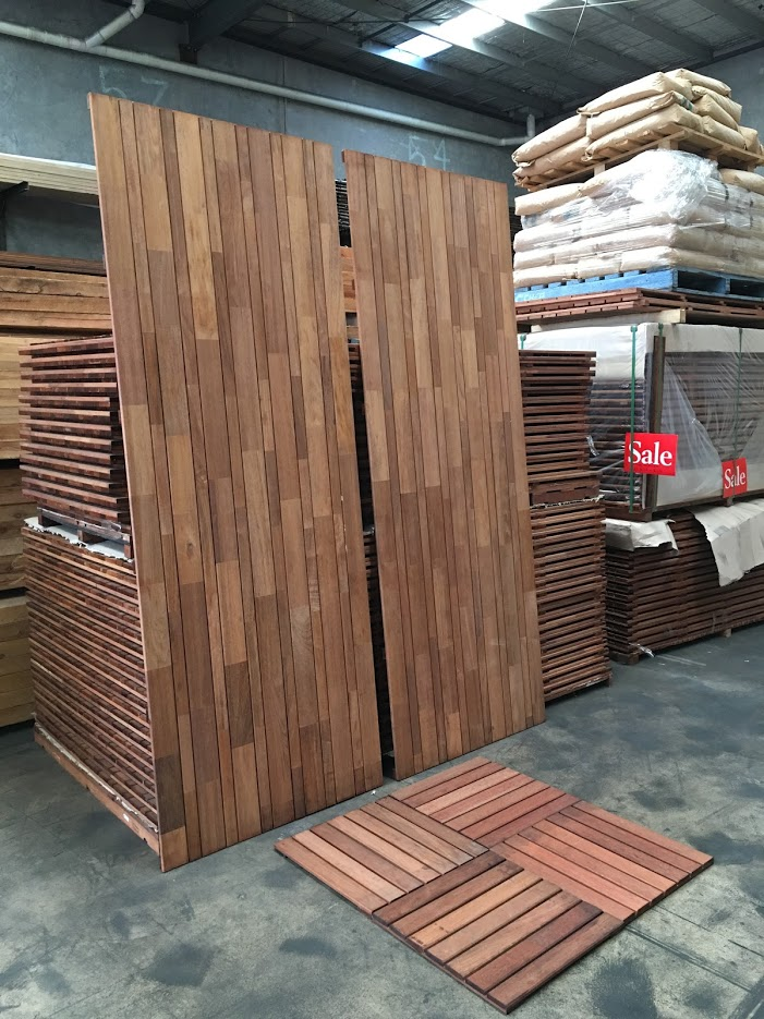 Merbau Fencing Panels And Timbers Fencing Melbourne Out