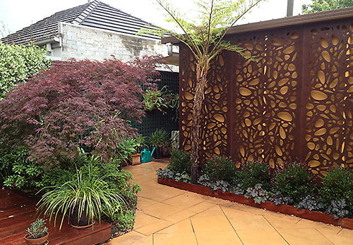Decorative Garden Screens Melbourne
