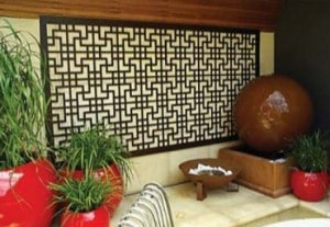 Decorative Screens or Privacy Screens